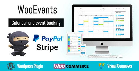 WooEvents 3.6.6 – Calendar and Event Booking