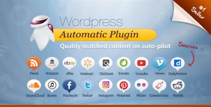 WordPress Automatic Plugin 3.53.1 NULLED