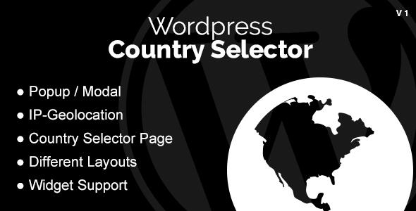 wordpress-country-selector