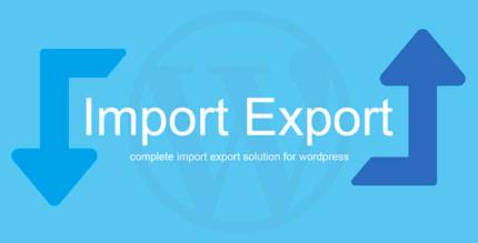 WP Import Export 3.6.1