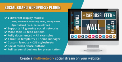 wordpress-social-board