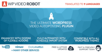 wordpress-video-robot