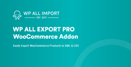 WP All Export WooCommerce Export Add-On Pro 1.0.2