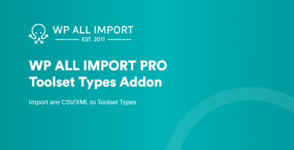 WP All Import Toolset Types Add-On 1.0.3 + 1.0.4b1.1