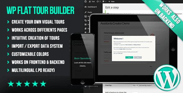 WP Flat Tour Builder 3.429