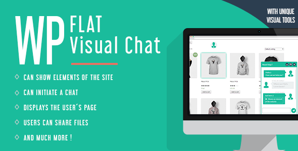 wp-flat-visual