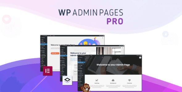 WP Admin Pages PRO 1.8.4 NULLED