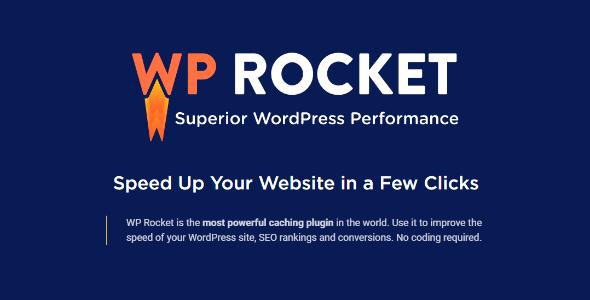 WP Rocket 3.9.1.1 NULLED – The Best WordPress Performance Plugin (Infinite License)
