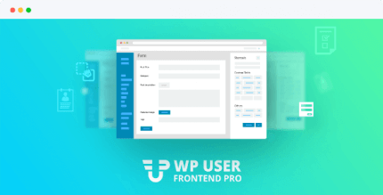 WP User Frontend Pro 3.4.7 Business