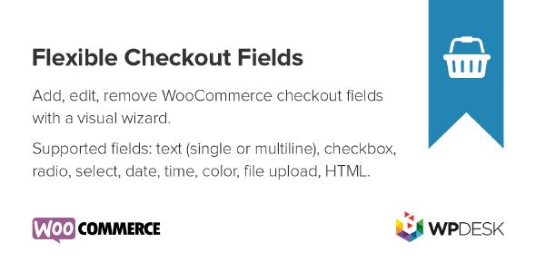 Flexible Checkout Fields PRO 3.0.5