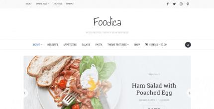 WPZOOM Foodica 3.0.5