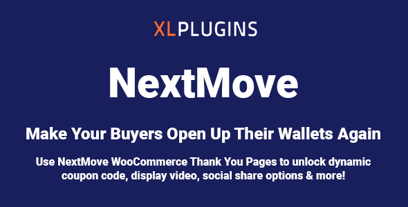 NextMove 1.15.1 NULLED – WooCommerce Thank You Page