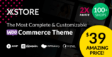 XStore 8.0.7 NULLED – Responsive WooCommerce Theme