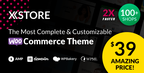 XStore 8.0.2 NULLED – Responsive WooCommerce Theme
