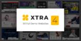 Xtra 4.2.1 NULLED – Creative Website Builder + StyleKit