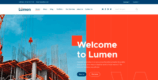 Lumen 1.2.1 NULLED – Multipurpose Theme for Contructions and Architecutre