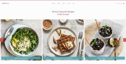 YOOtheme Pro Kitchen Daily 2.6.3