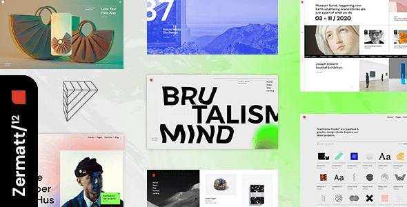 Zermatt 1.3 NULLED – Multi-concept Agency Theme