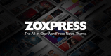 ZoxPress 2.04.0 NULLED – The All-In-One WordPress News Theme